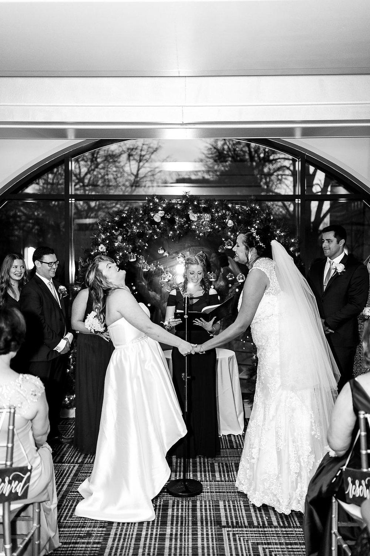 Old City Philly Renaissance Hotel Lesbian Winter Wedding89.jpg