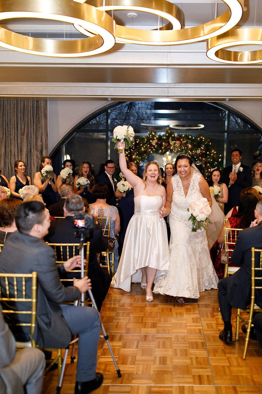 Old City Philly Renaissance Hotel Lesbian Winter Wedding90.jpg