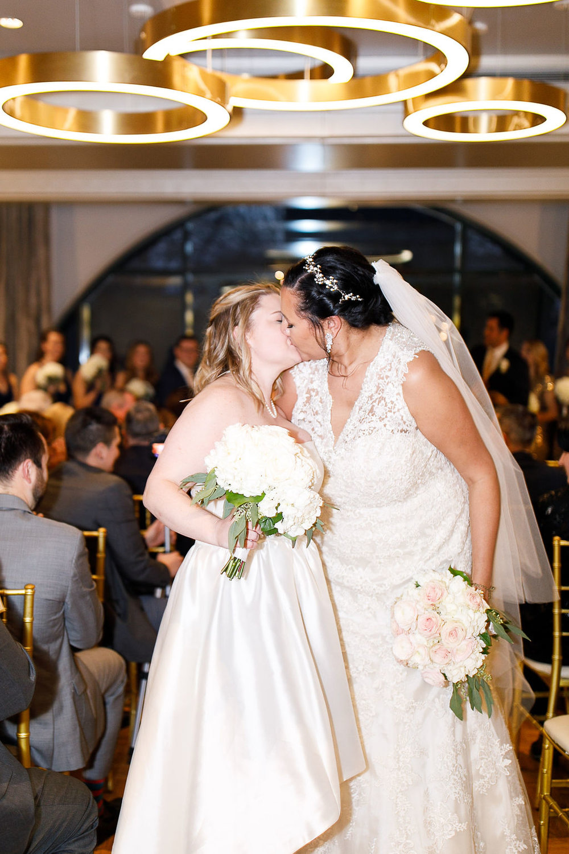 Old City Philly Renaissance Hotel Lesbian Winter Wedding91.jpg