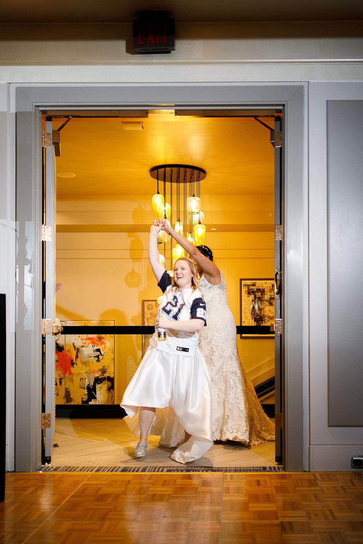 Old City Philly Renaissance Hotel Lesbian Winter Wedding103.jpg