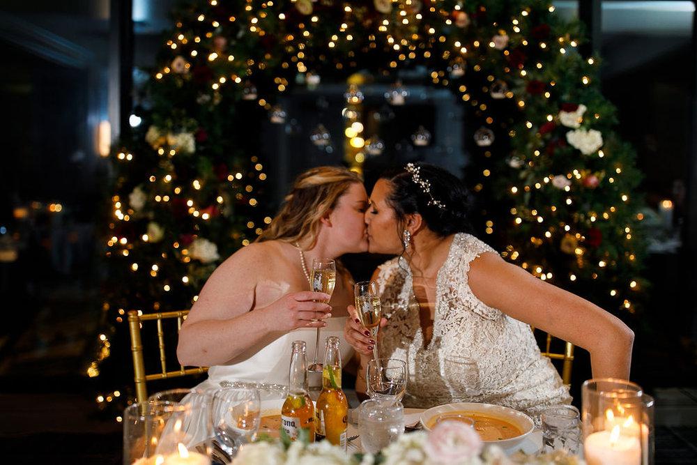 Old City Philly Renaissance Hotel Lesbian Winter Wedding108.jpg