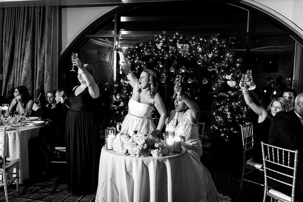 Old City Philly Renaissance Hotel Lesbian Winter Wedding114.jpg