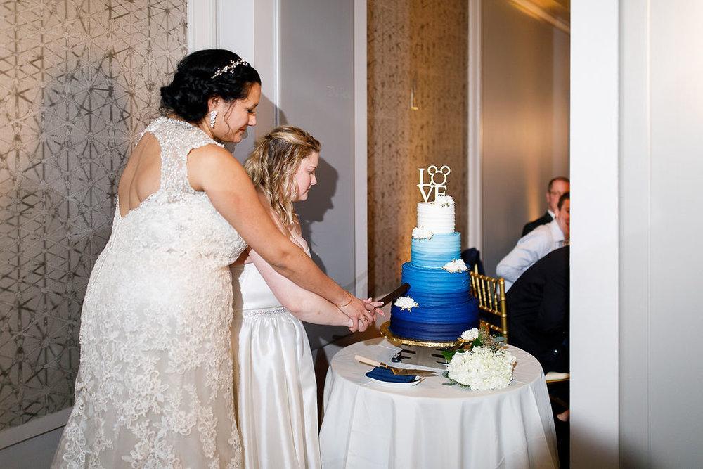 Old City Philly Renaissance Hotel Lesbian Winter Wedding124.jpg