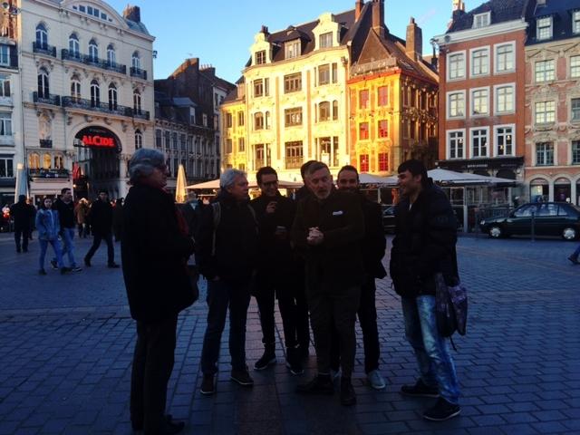 Plusieurs fois par an, les élèves de Pierre Claver et leurs enseignants sont invités àdécouvrir la ville de Lille ... dans l'espoir de faire naître les vocations de futurs étudiants Lillois.