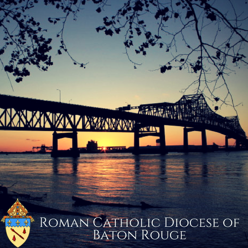Diocese of Baton Rouge Youth MInistry