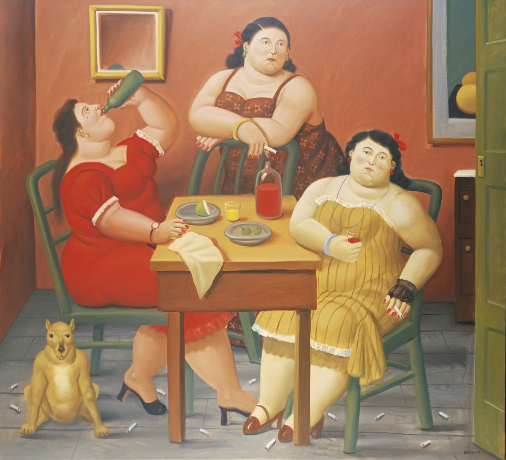 Three_Woman_Drinking_2006_Botero_Kunsthal.jpg