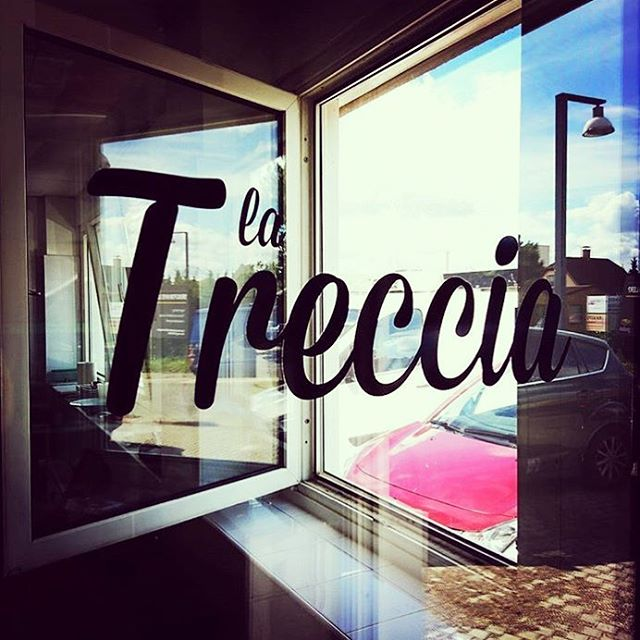 Good weekend from La Treccia 😎#latrecciadk #danskost