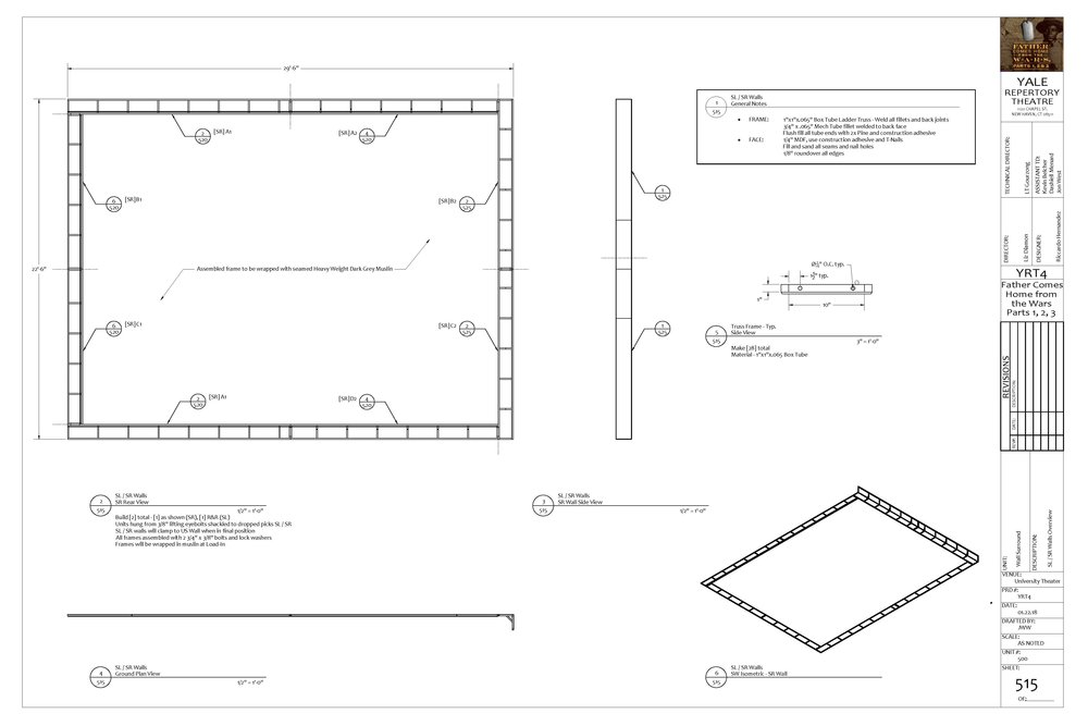 Wall Surround build drawing sample - Jon West, 2018.  PDF available here