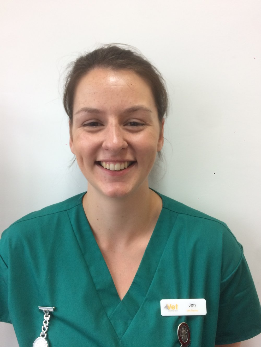 JEN POLDEN  Veterinary Nurse RVN Jen has always wanted to be a veterinary nurse and was able to study at Plumpton College to obtain her foundation degree in veterinary nursing, qualifying in 2016. She has a strong passion for inpatient care and especially loves feline nursing.