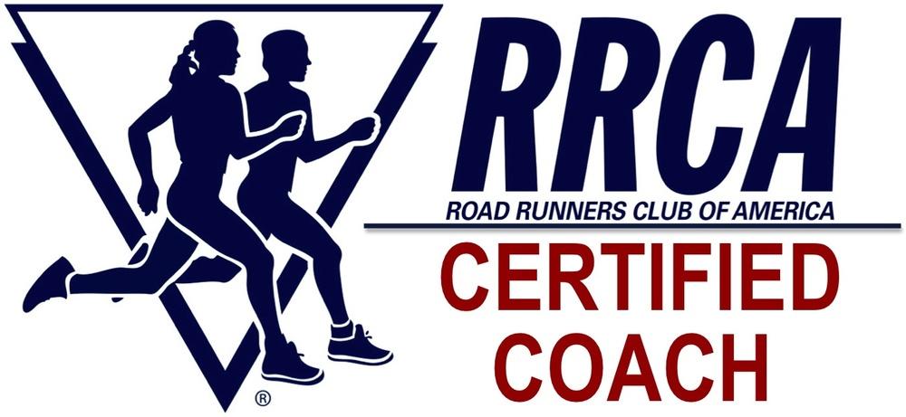 RRCA Certified Coach Logo