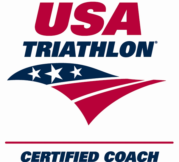 USA Triathlon Coaching Logo