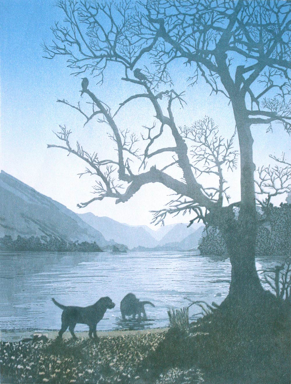 Two Crows - Ullswater