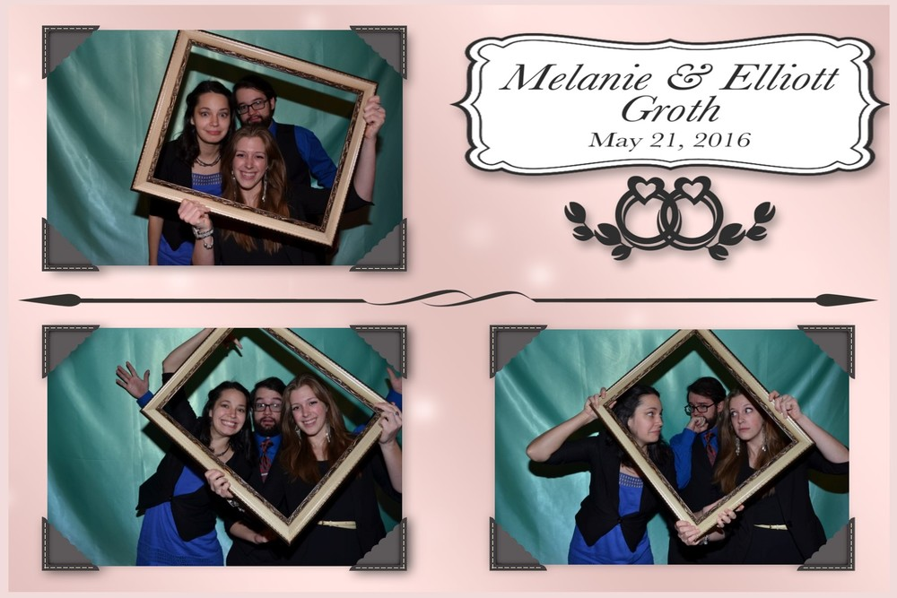 Groth Wedding Photo Booth