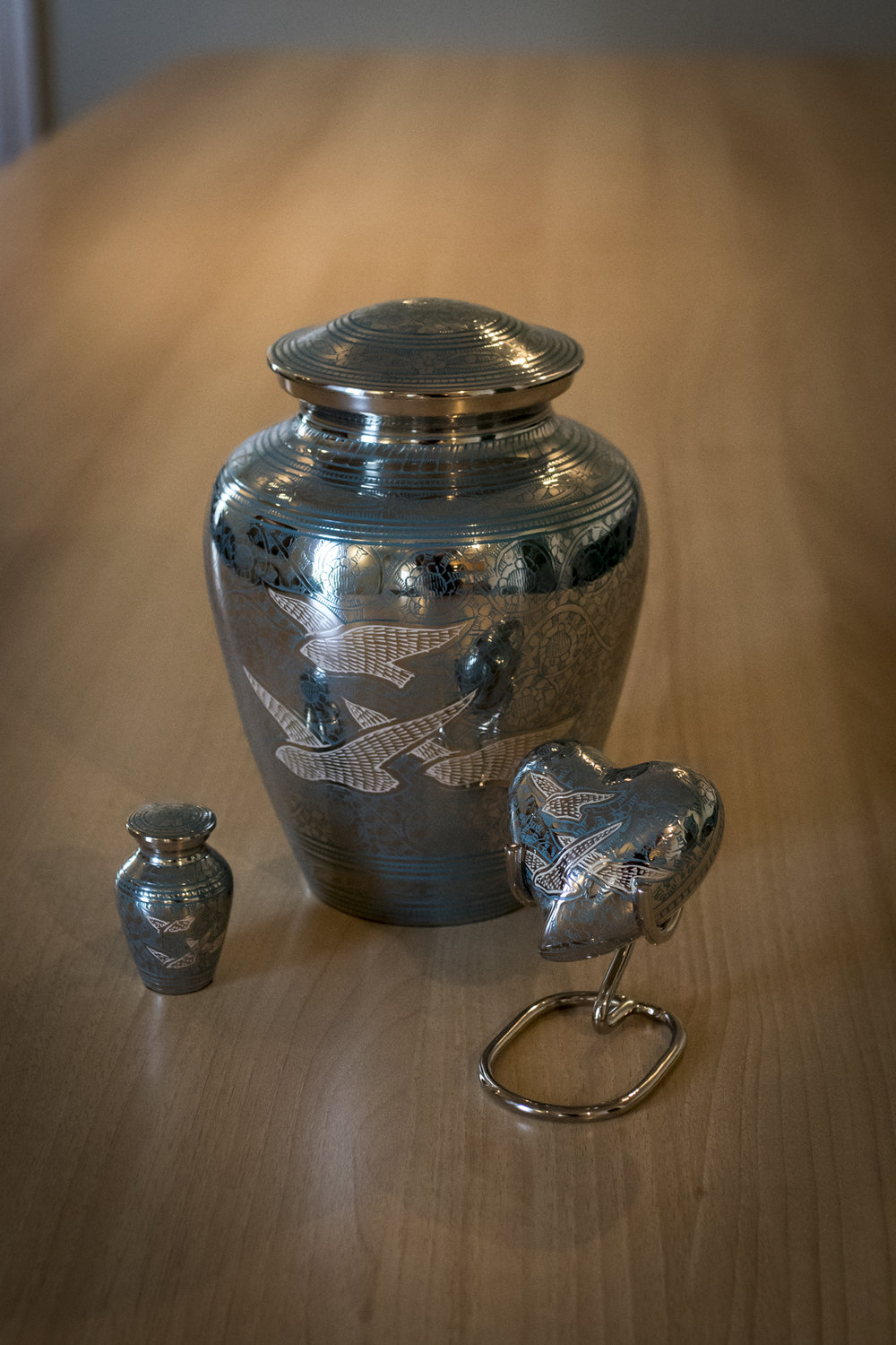 Going Home Urn and Keepsakes