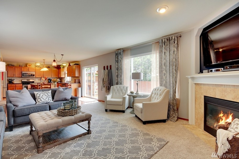 Family Room - Interior Styling