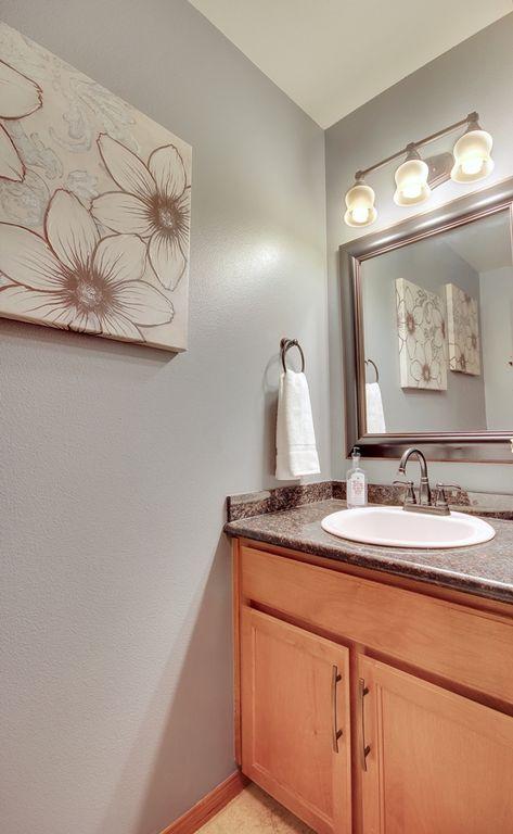 Powder Room - Interior Styling
