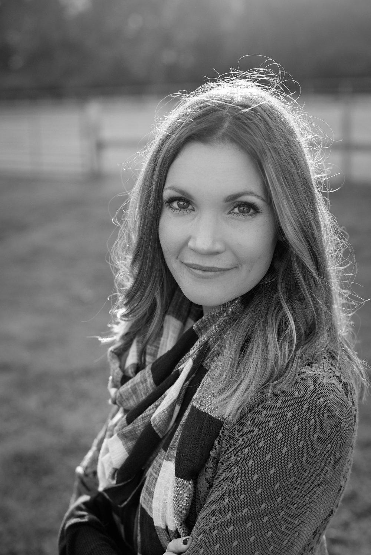 Sarah Scott, owner + designer