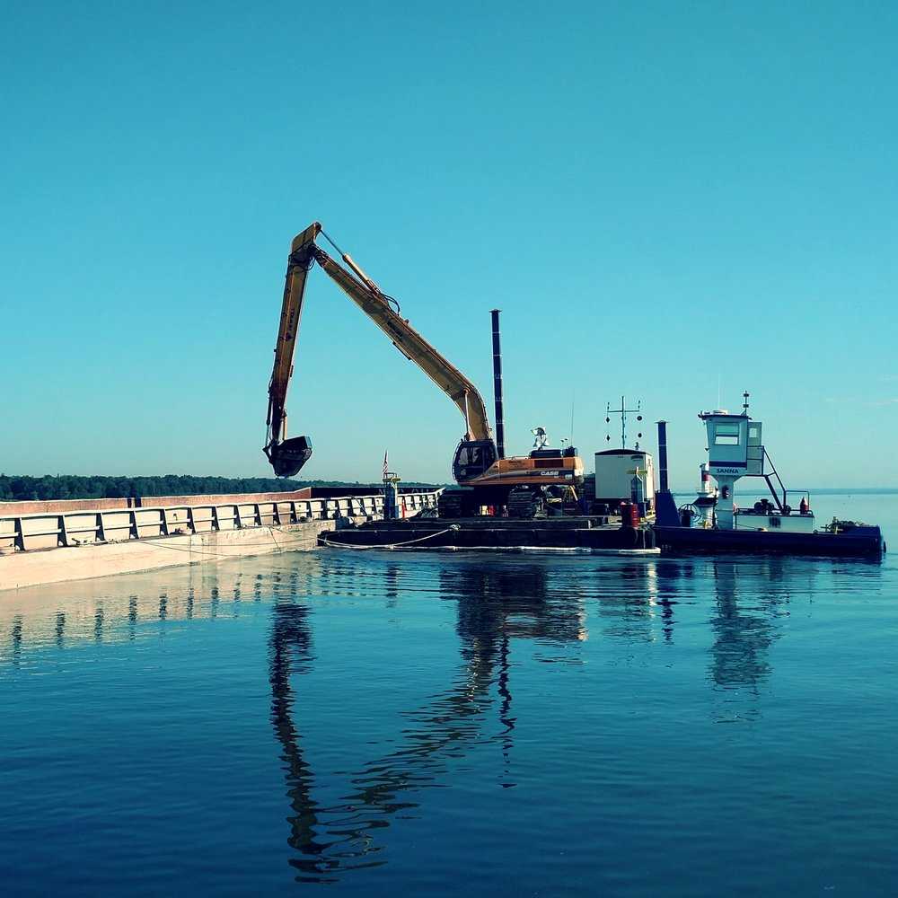 St. Mary's River Maintenance Dredging, Sault Ste. Marie, MI