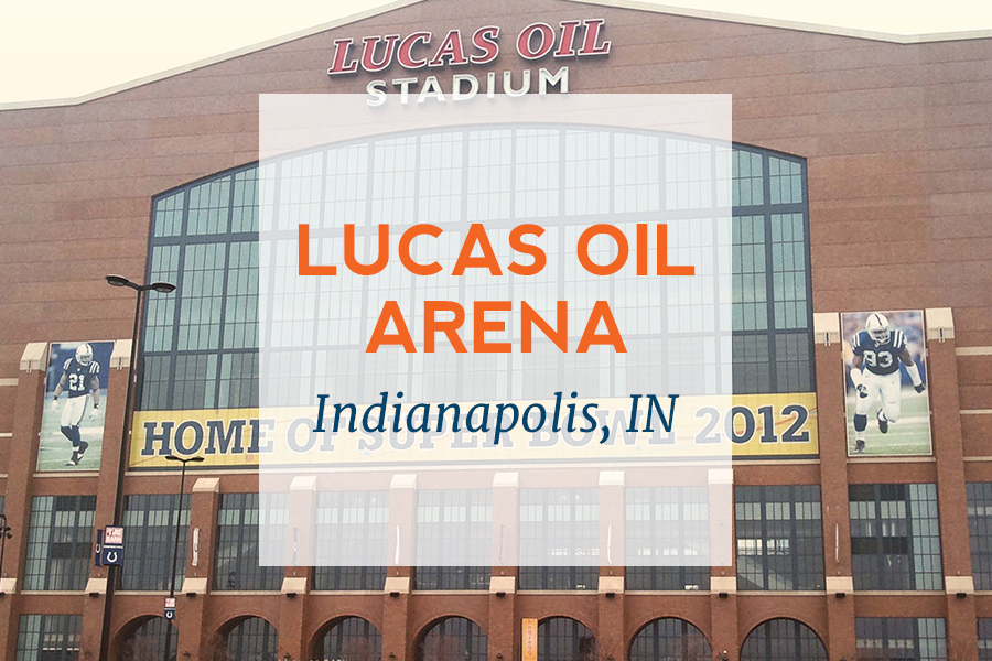 Lucas Oil Arena Indianapolis, IN