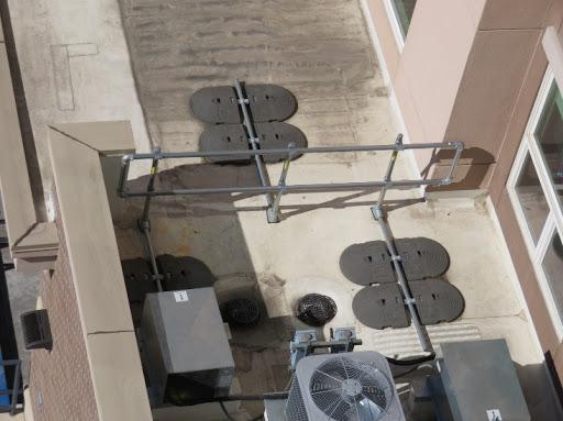 OSHA Compliant Handrail