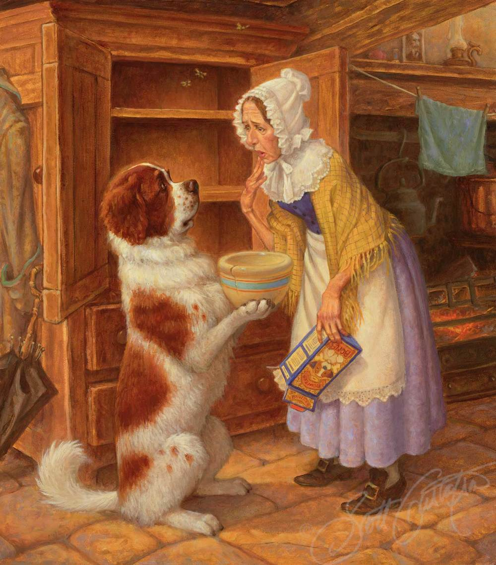 Copy of Old Mother Hubbard