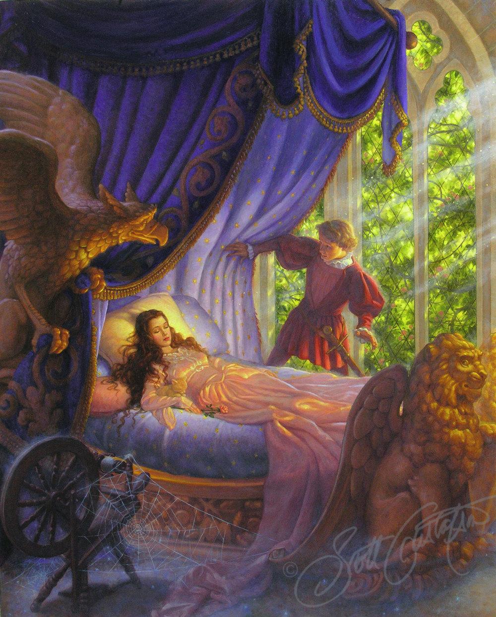 Copy of Sleeping Beauty