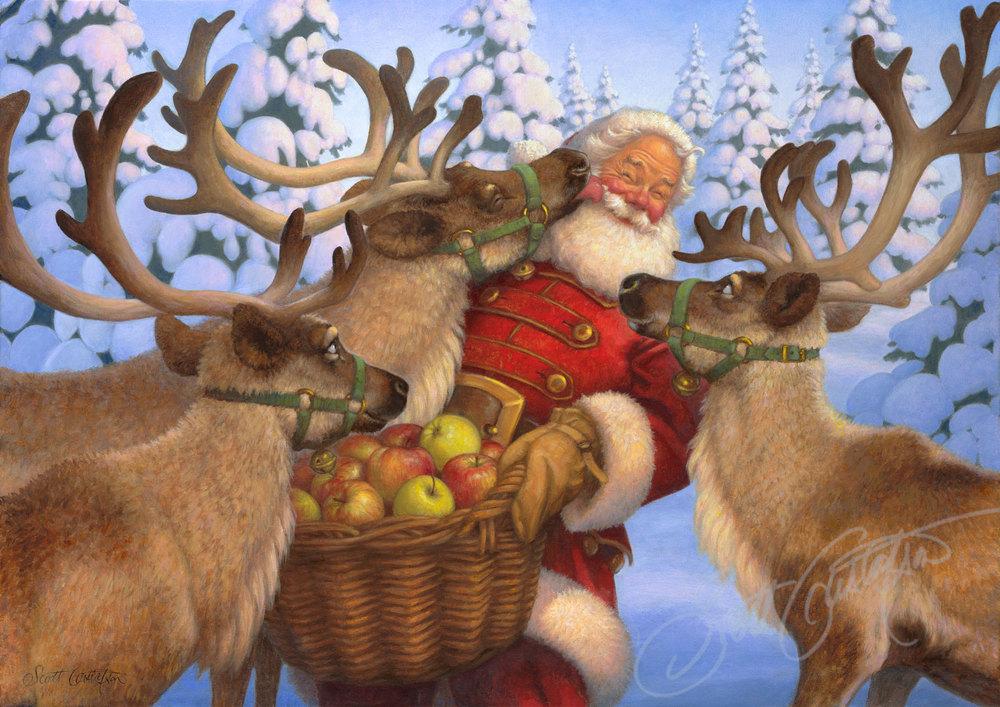 Santa's Treat