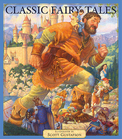 CLASSIC FAIRY TALES BOOK