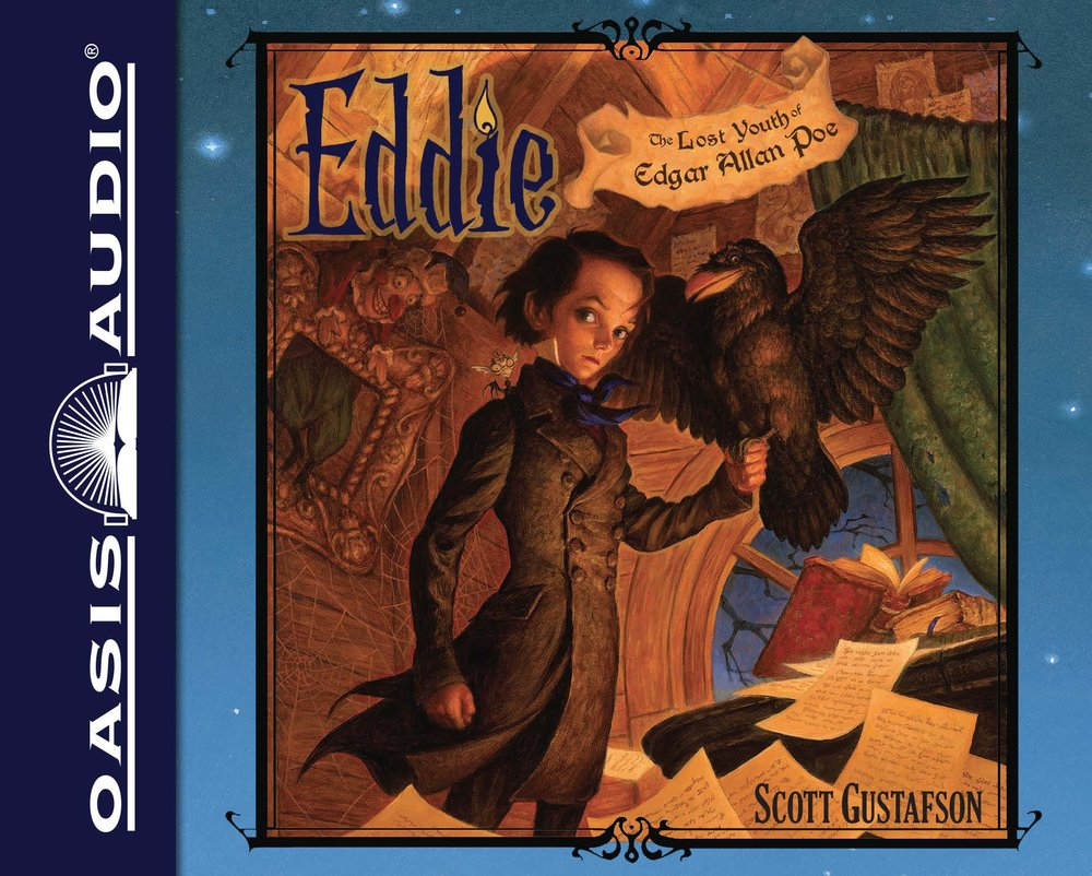 Enjoy a fun audio version of Eddie while you're looking at the illustrations!