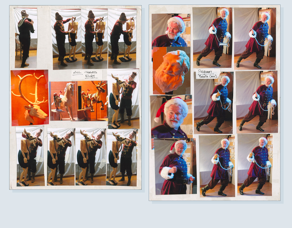 10 - Photo reference boards