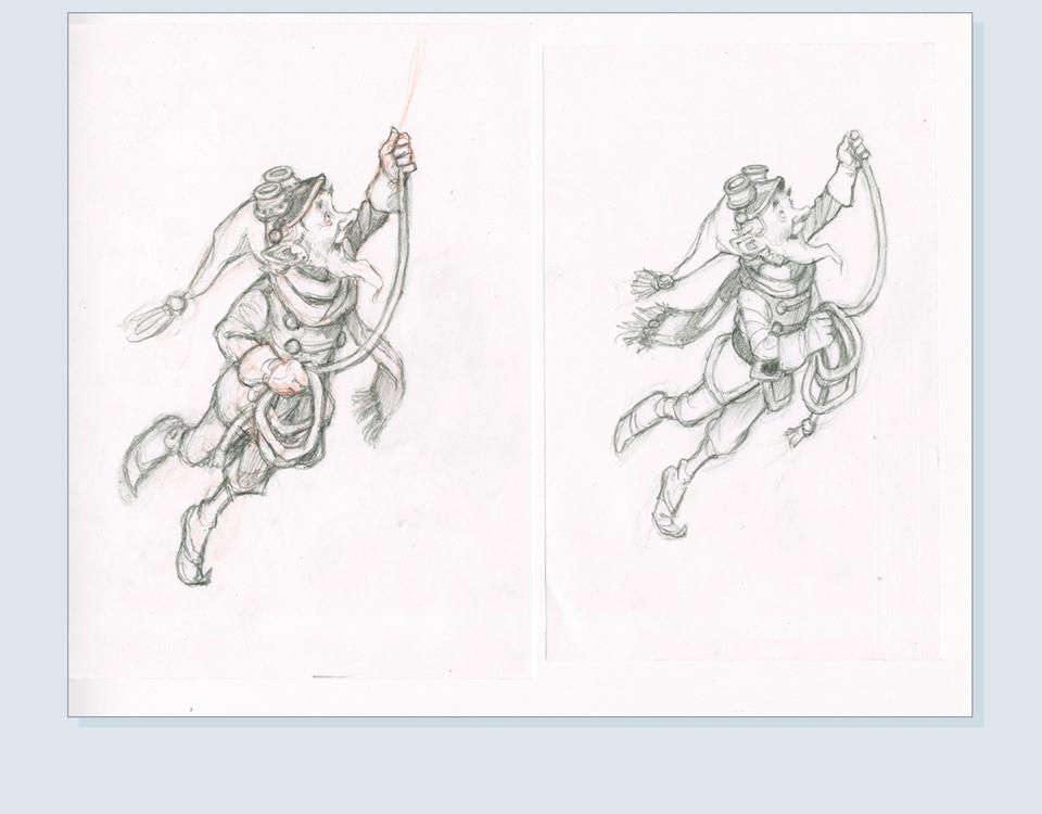 20 - Elf Drawings
