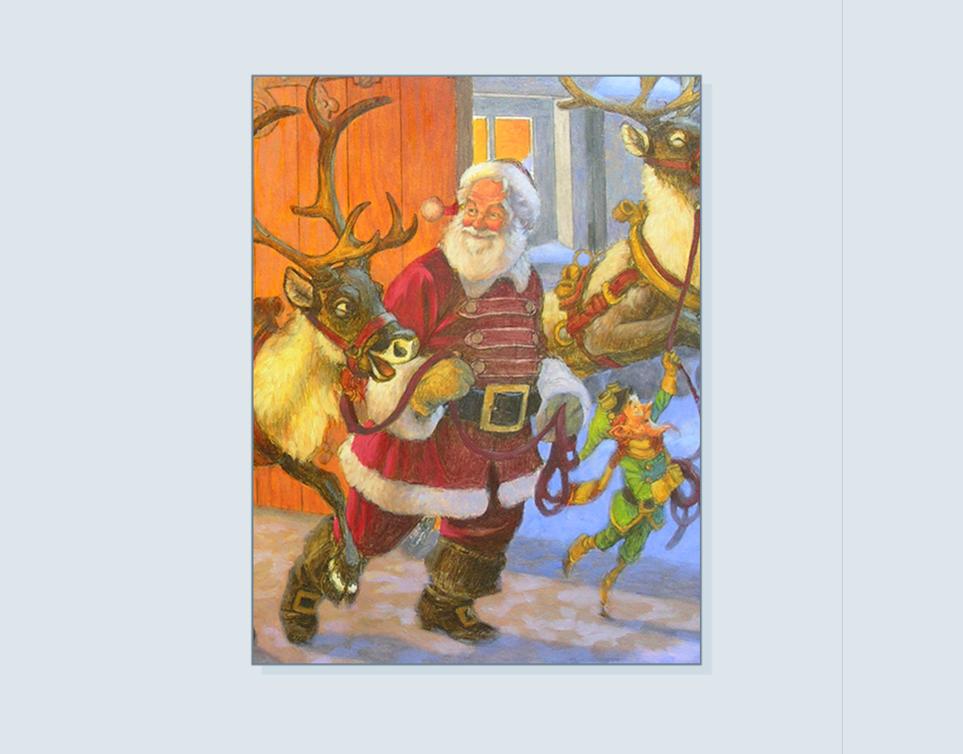 33 - Continued work on Santa
