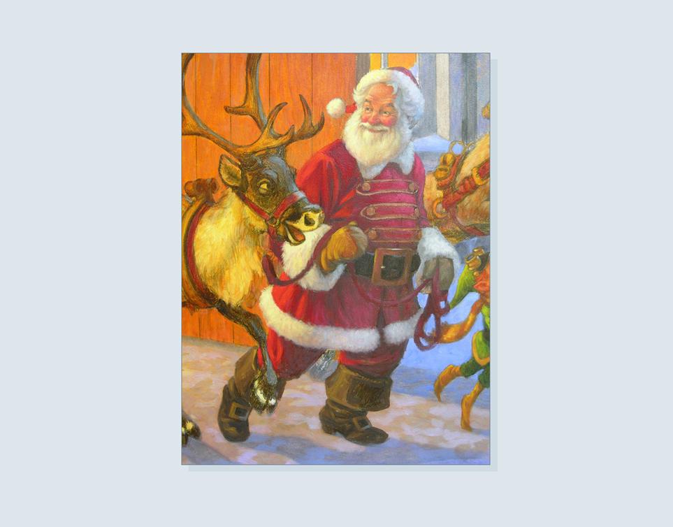 34 - Santa, cont.