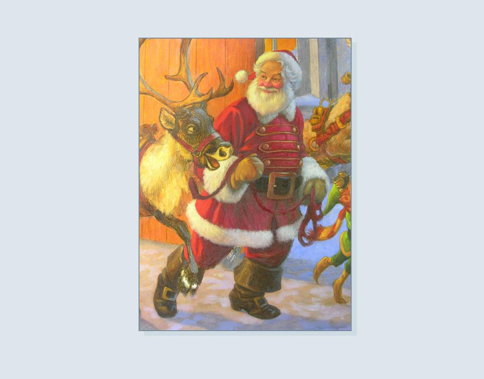 35 - Santa, cont.