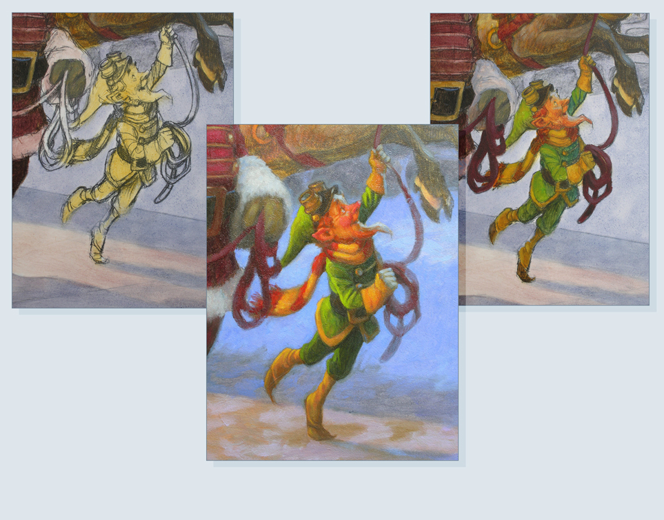 37 - Main Elf progression