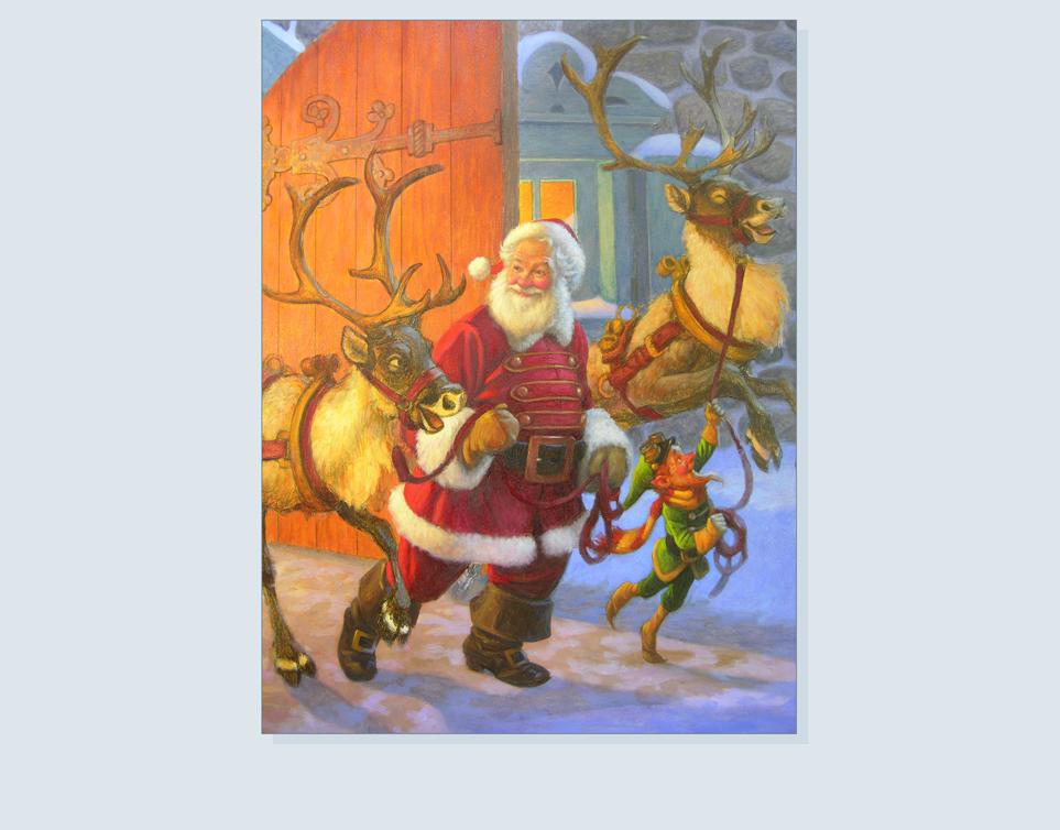 38 - Santa and Elf