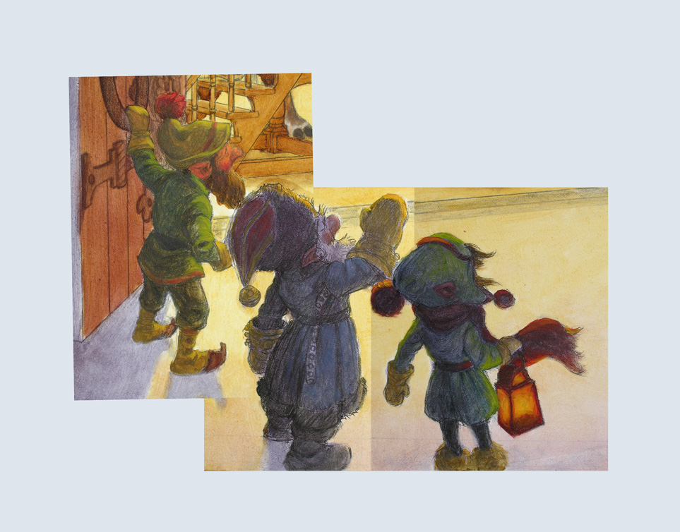43 - Foreground Elves, cont.