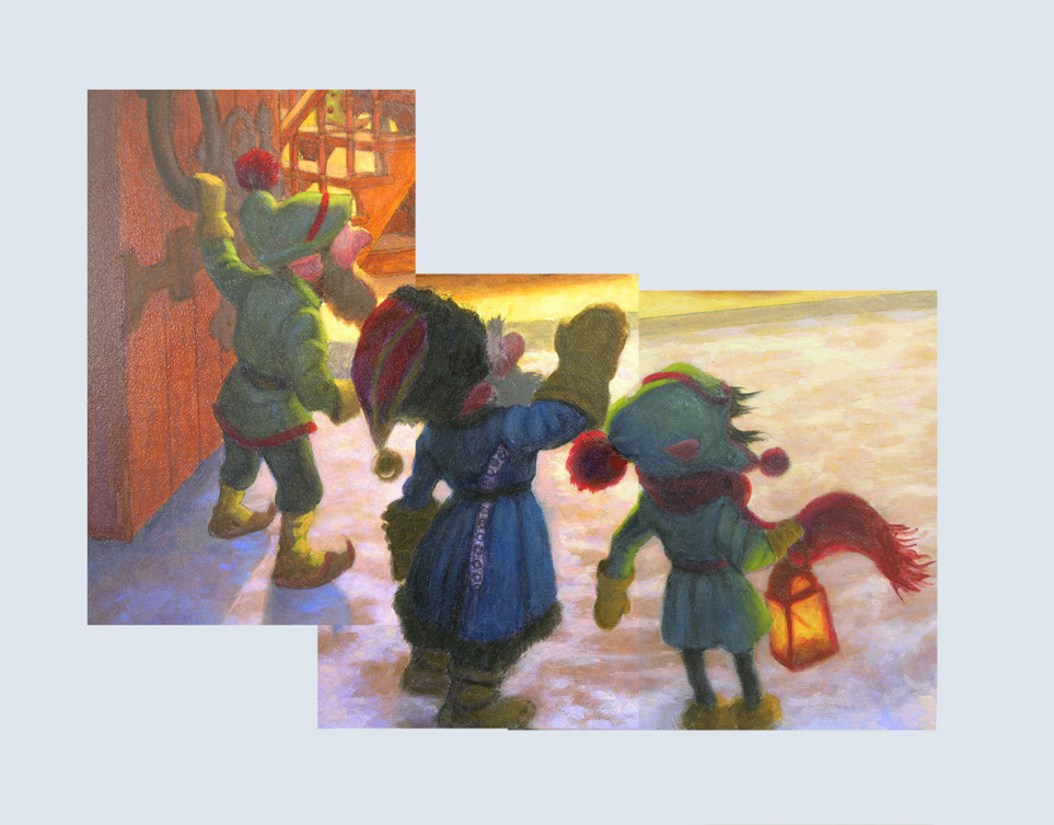 44 - Foreground Elves, cont.