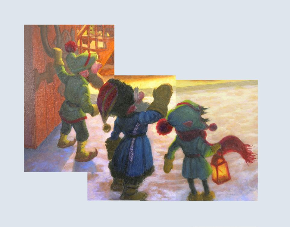 44 - Foreground Elves - 3