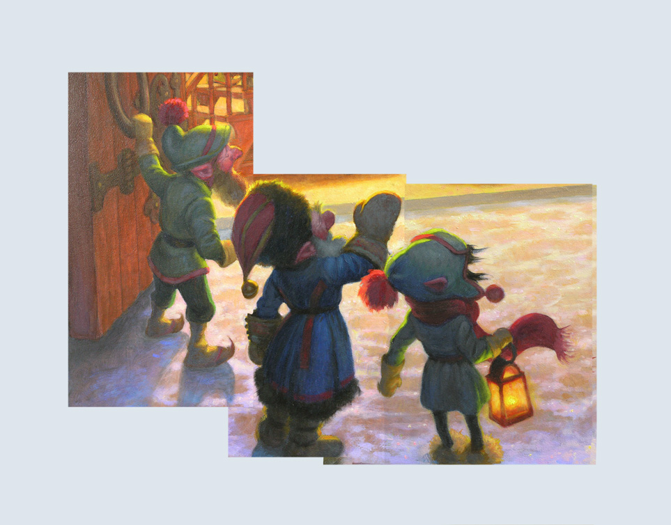 45 - Foreground Elves, cont.