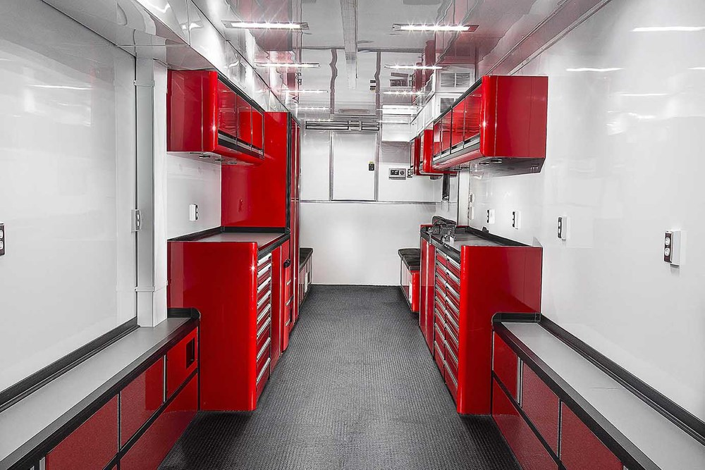 Ctech Manufacturing. Cabinets