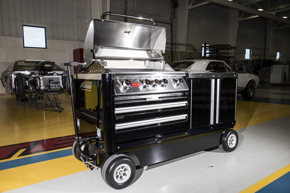 Grill Cart - Pit Cart