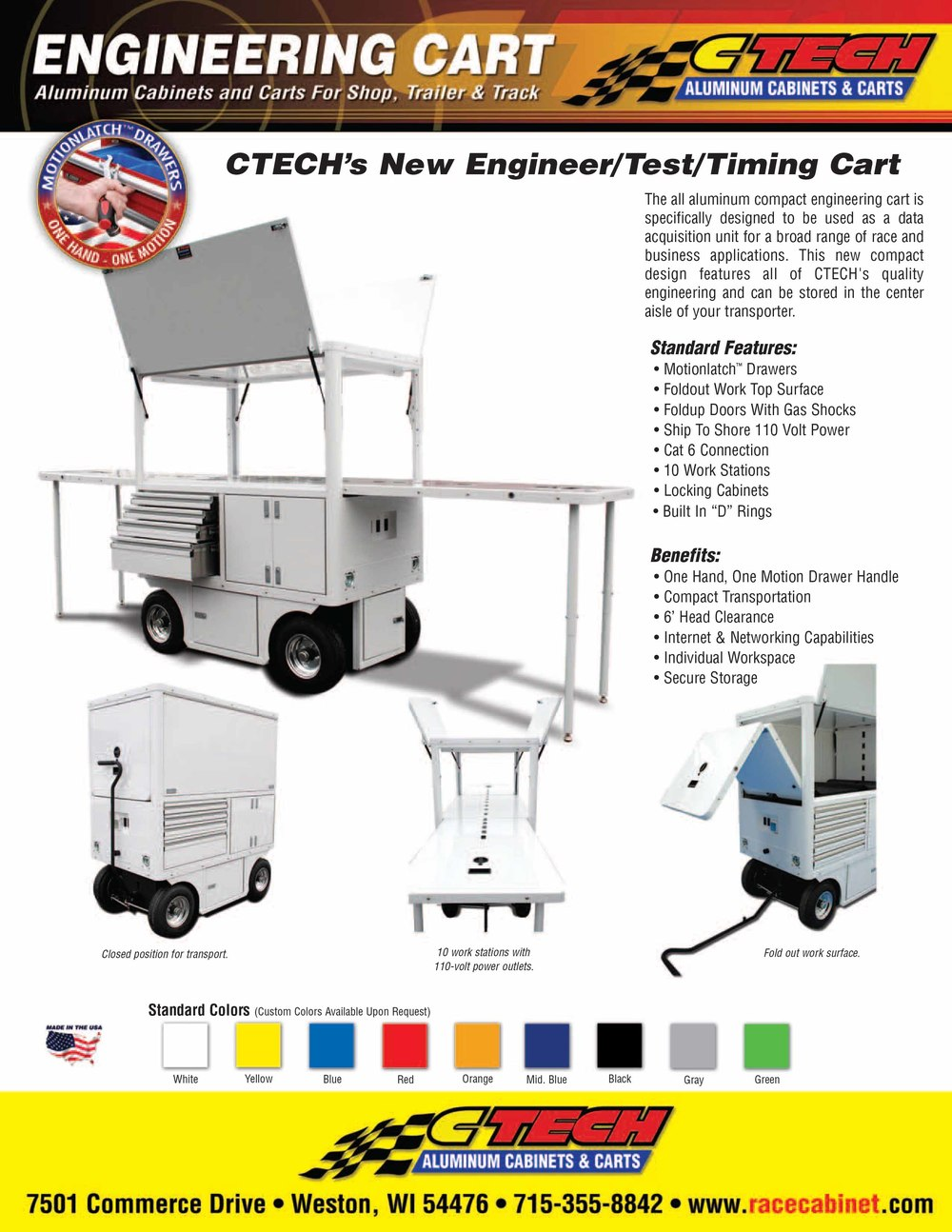 ENGINEERING CART