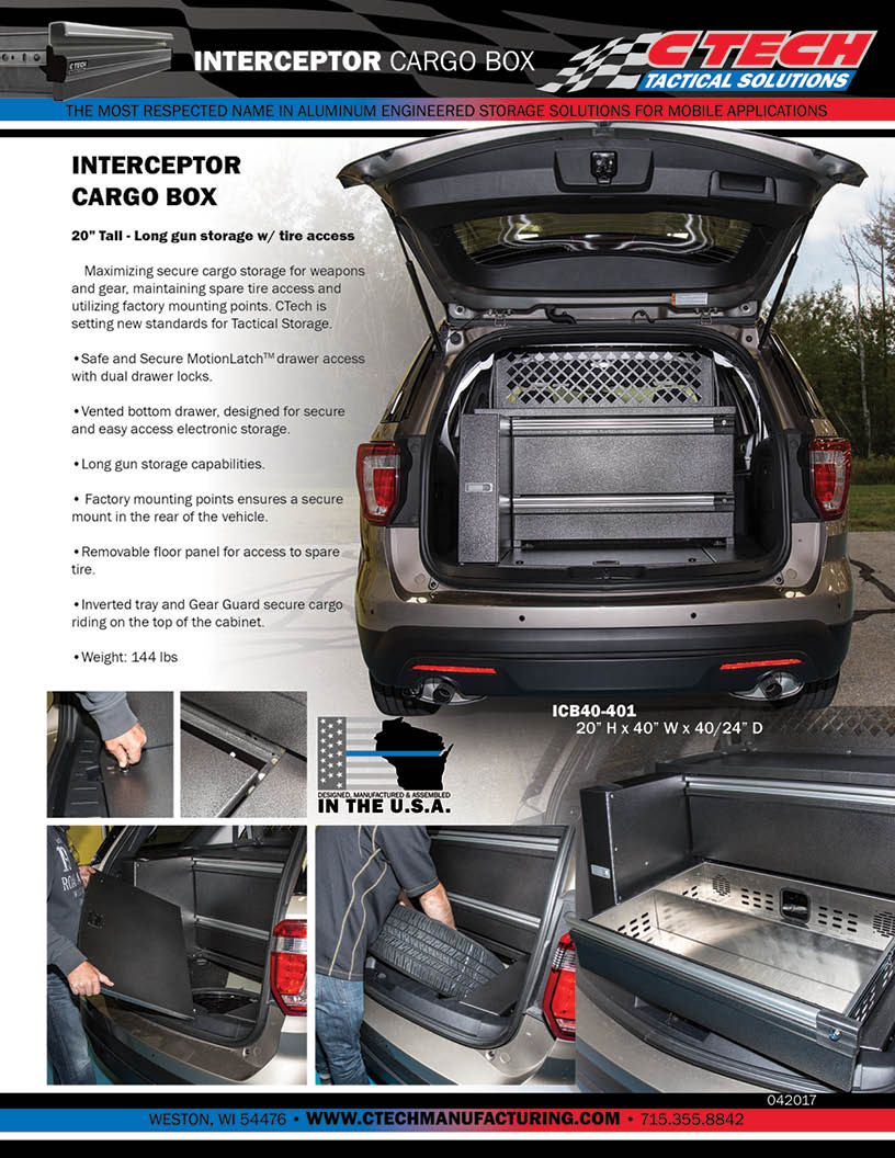 INTERCEPTOR CARGO BOX