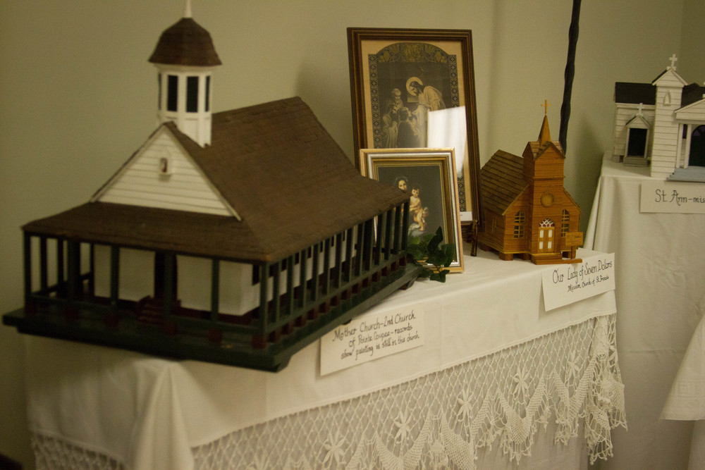 Historical Parish Artifacts