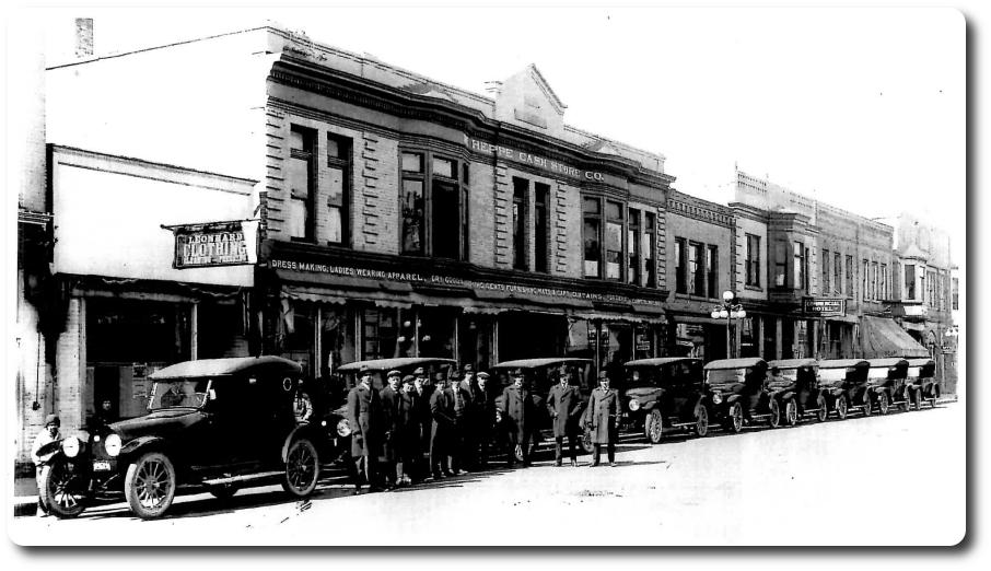 Street View, 3/26/1918