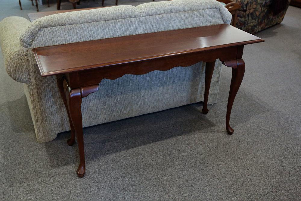 Mahagony Console Table 2147.JPG