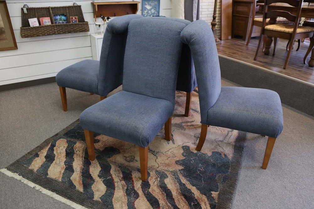 (4) Blue uphl chairs 7124.JPG