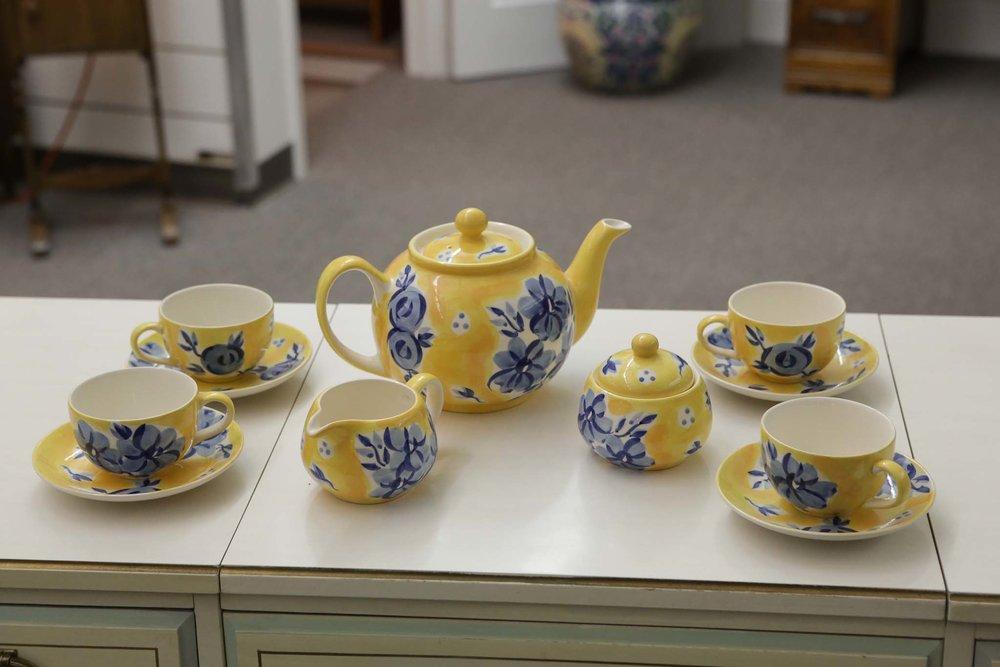 Handpainted Thai Tea Set 7487.JPG