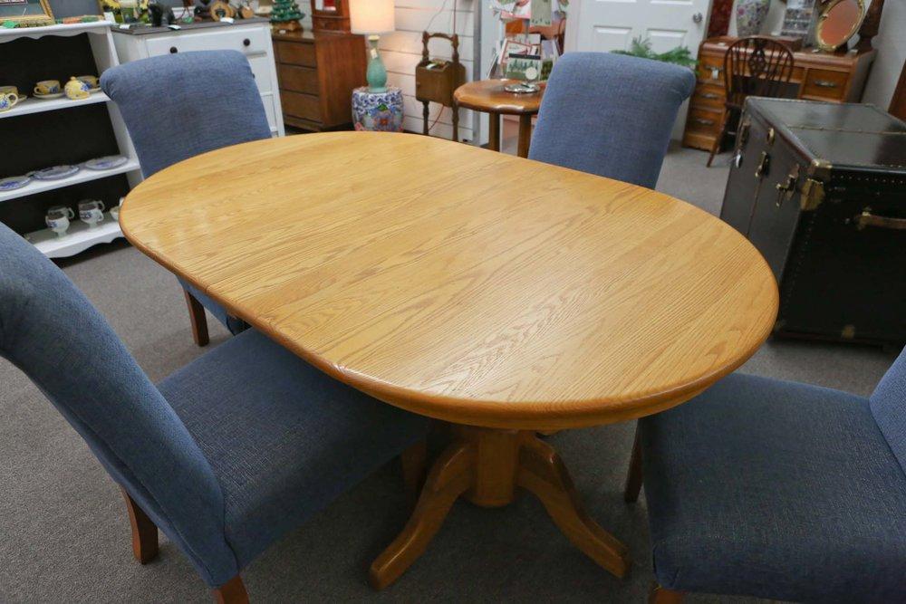 oak dining table 0805_1.JPG
